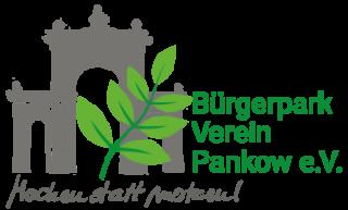 Bürgerpark-Verein Pankow e.V. Logo